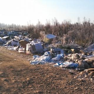 Полигон бытовых отходов в с. Подгородняя Покровка Оренбургского района к эксплуатации непригоден