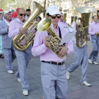 В Оренбурге проходит XI Международный фестиваль «Гостиный двор»