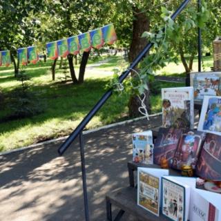 День этнографа в парке имени Перовского Оренбурга
