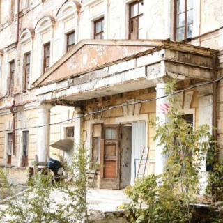 Спасти здания в Оренбурге, где учился Гагарин