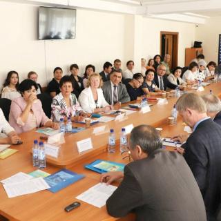 Историки Оренбуржья провели в Узбекистане конференцию