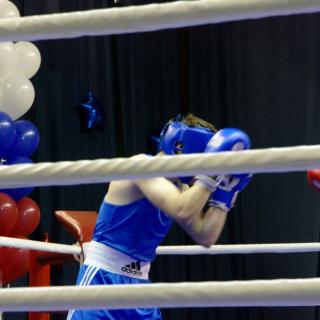 В Оренбурге пройдет чемпионат России по боксу среди мужчин