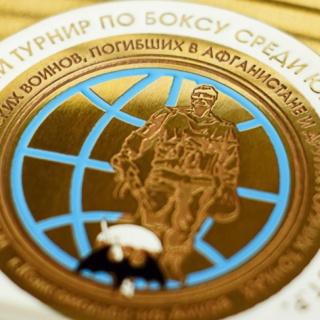 Данил Шутов - серебряный призер Международного турнира памяти Российских воинов