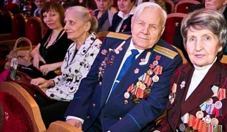 В Оренбурге прошли торжества, посвященные Дню защитника Отечества