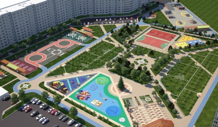 В Оренбурге утвердили программу по благоустройству городской среды