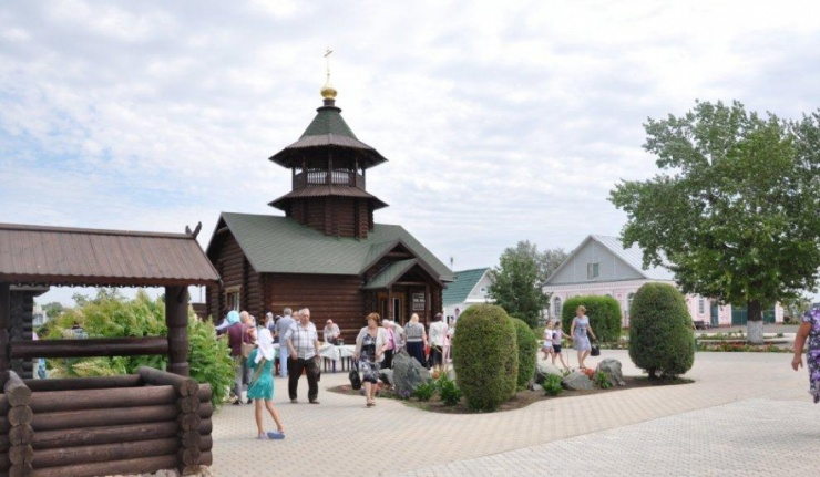 Пенсионеров Оренбурга приглашают в паломнические поездки