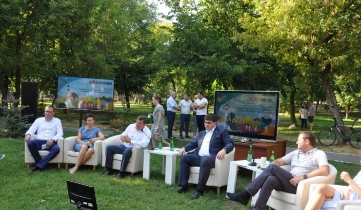 URBANПИКНИК в парке Перовского собрал более 500 участников