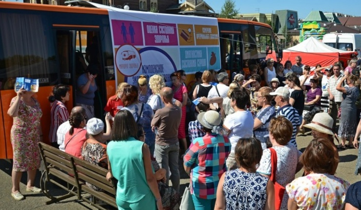 В акции «Маршрут здоровья» приняли участие более тысячи оренбуржцев