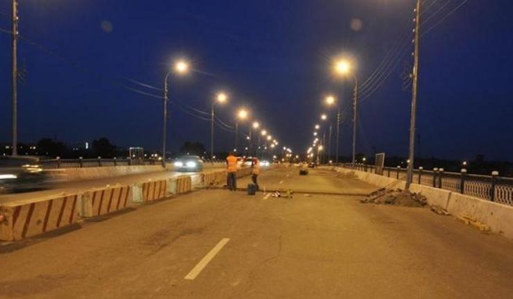 Мостовая развязка в створе Илекского шоссе открыта для движения