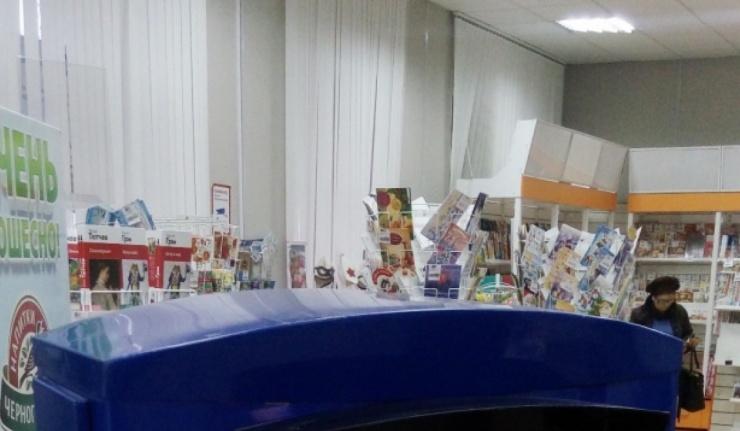 На Главпочтамте города открылась Почта Деда Мороза