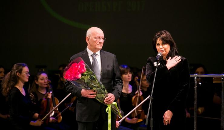 В Оренбуржье открылся V Международный фестиваль Мстислава Ростроповича