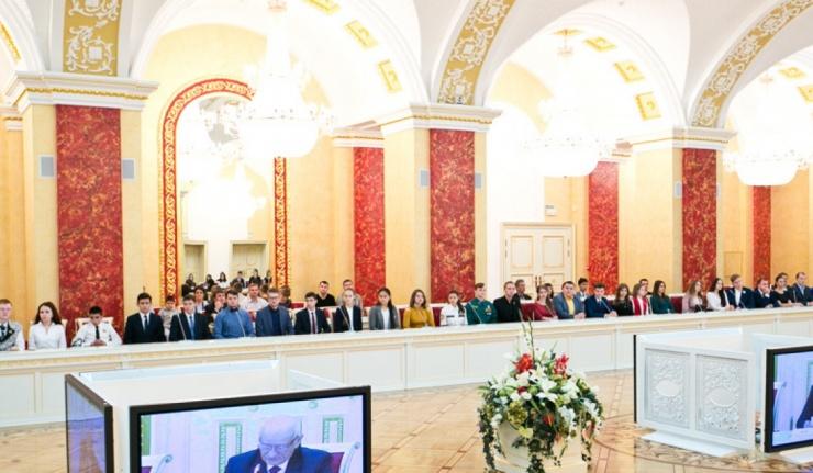 В Оренбурге наградили победителей областного конкурса «Золотая молодежь Оренбуржья»