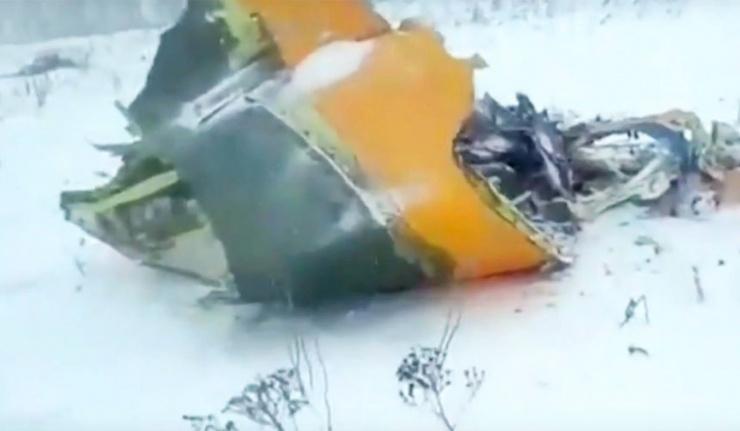 Разбился самолет с оренбуржцами на борту