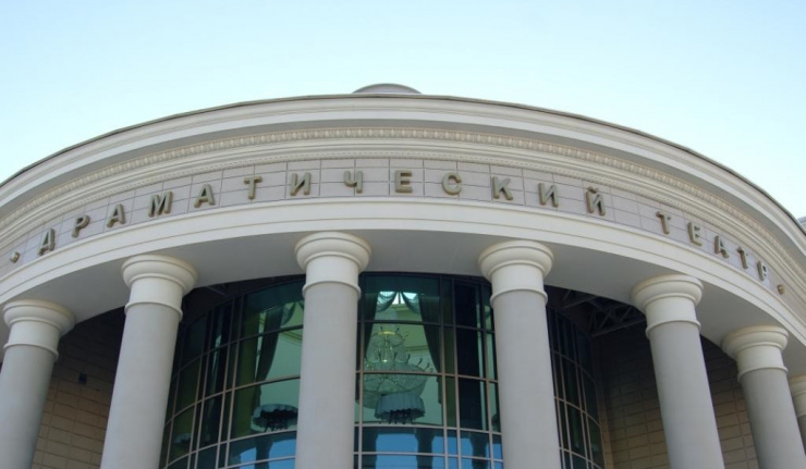 В Оренбургском драматическом театре пройдет благотворительный спектакль «Гостиница «Астория»