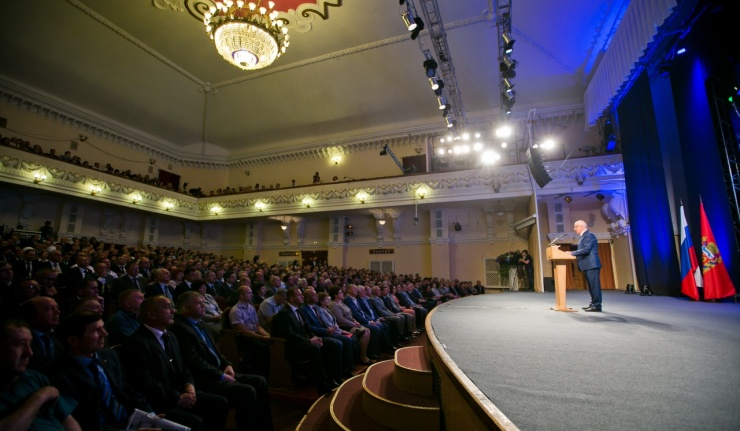 Ежегодный доклад Юрия Берга: достижения и задачи