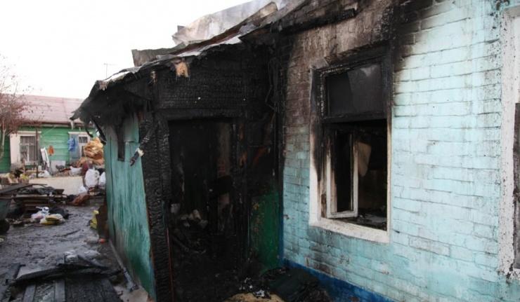 За минувшие сутки в Оренбургской области произошло 3 пожара
