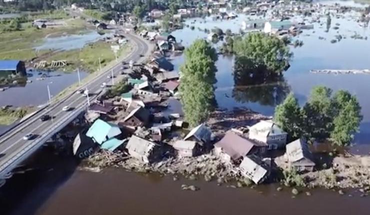 Сбор средств для пострадавших в Иркутске