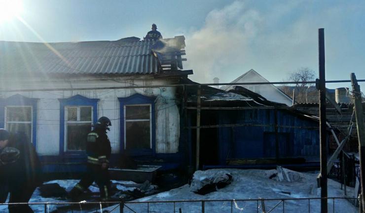С 1 января 2018 года в области произошло 275 пожаров