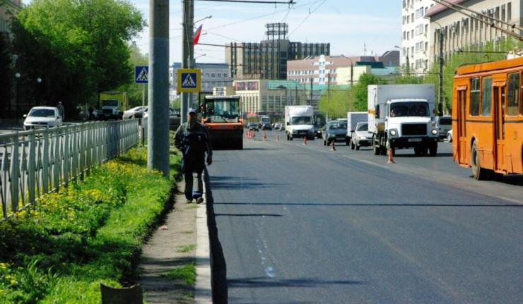 Ремонт каких улиц Оренбурга будет проведен в 2020 году