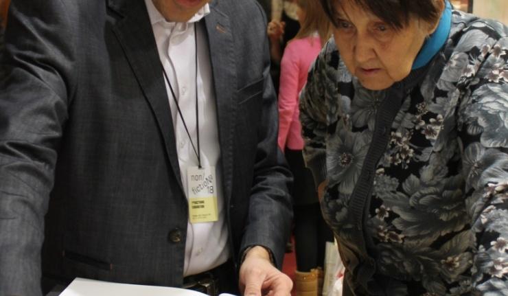 Оренбург посетит вдова писателя Юрия Домбровского