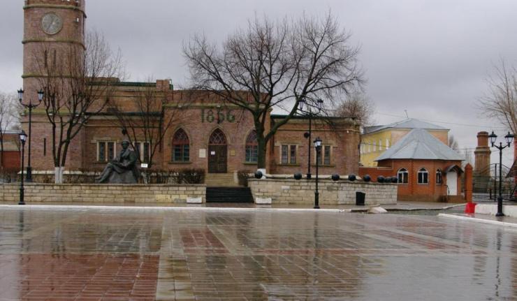 Музею истории города Оренбурга – 35 лет