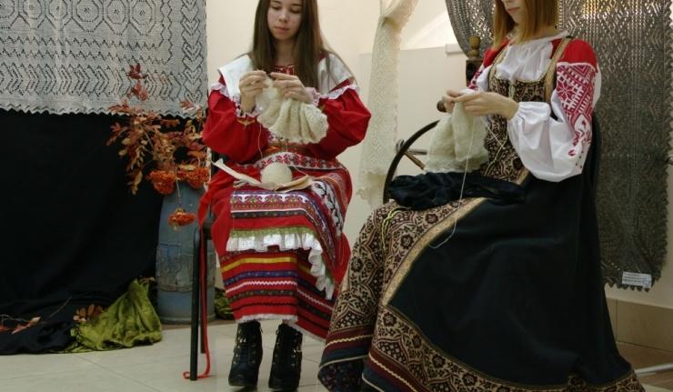 XXXI Всероссийский фестиваль «Оренбургский пуховый платок»