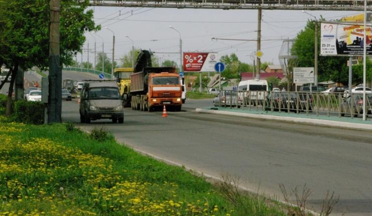 Ограничение движения транспортных средств по ул.Терешковой
