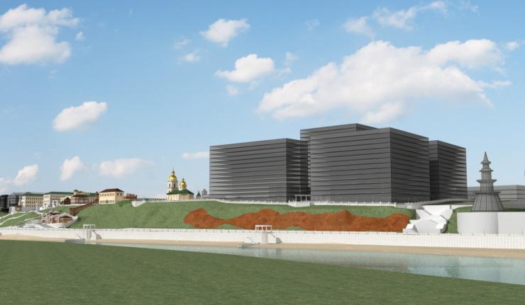 На строительство жилого комплекса «Онегин» необходимо наложить запрет