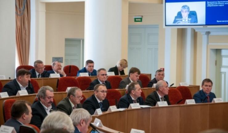 фото депутаты оренбургской области тогда сознание